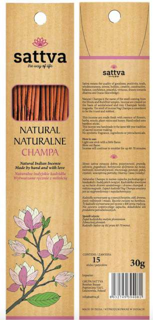 Füstölő, Nag Champa