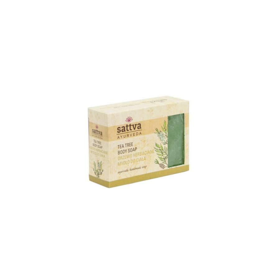 Ayurvedikus szappan, teafa 125 g